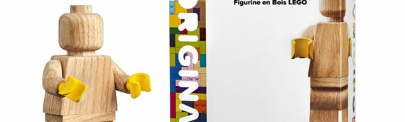 LEGO Originals – 853967 Wooden Minifigure