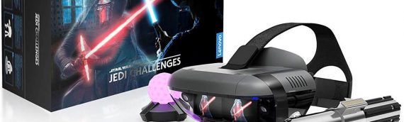 Zavvi  – Promotion sur le pack Lenovo Star Wars Challenges