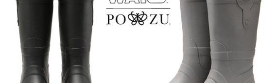 PO-ZU – Nouvelles bottes Resistance disponible pour Homme et Femme