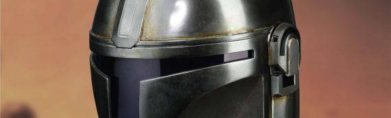 ANOVOS – StarWars The Mandalorian Helmet