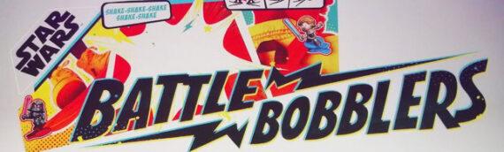 HASBRO – Les Star Wars Battle Bobblers dévoilé au Comic Con Paris