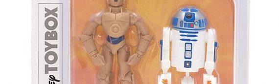 Disney – Nouvelles figurines ToyBox
