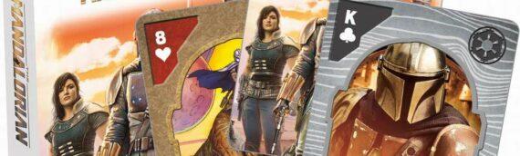 Aquarius – Jeu de cartes à jouer The Mandalorian et Jedi Fallen Order