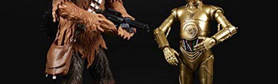 Hasbro Black Series – Un pack Chewbacca et C3PO