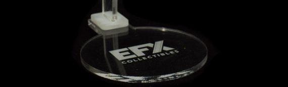 EFX Collectibles propose désormais les stands de casques à la vente
