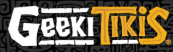 Geeki Tikis – Réédition de la première série de leur mug.