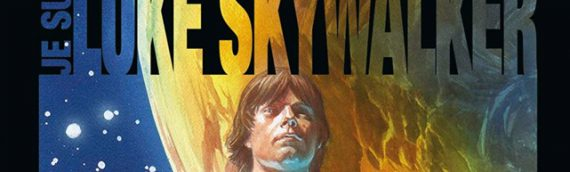 "PANINI COMICS – ""JE SUIS LUKE SKYWALKER"""