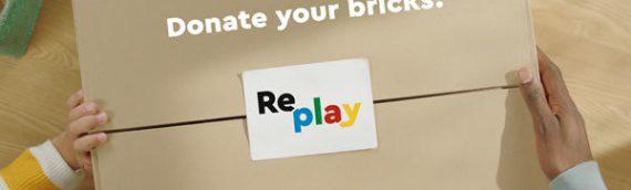 LEGO Replay – Un programme pour réutiliser les briques que vous ne voulez plus