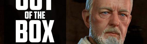 Sideshow Collectibles – Unboxing en vidéo de la Premium Format d'Obi-Wan Kenobi