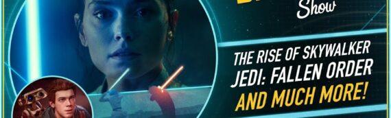 The Star Wars Show – La réaction des fans face au trailer et un aperçu de Jedi Fallen Order