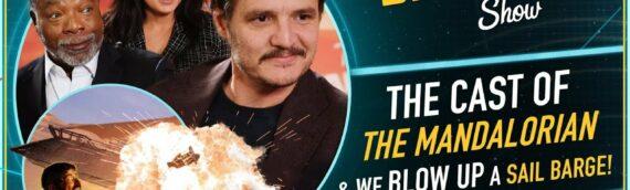 The Star Wars Show – A la rencontre du cast de The Mandalorian