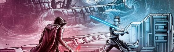 Star Wars – The Rise of Skywalker : Posters IMAX par Dan Mumford