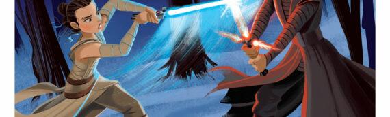 Le plein de posters pour les Star Wars Reads Day