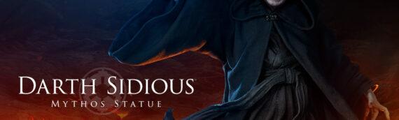 Sideshow Collectibles – Darth Sidious Mythos Statue