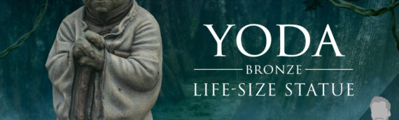 Sideshow Collectibles – Yoda Bronze Life-Size Statue