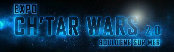 L'expo Chtar Wars 2.0 c'est ce week-end à Boulogne sur Mer