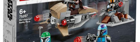LEGO Star Wars – 75267 The Mandalorian Battle Pack
