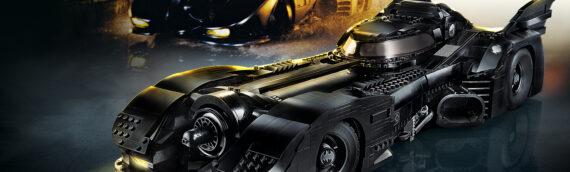 LEGO – 76139 1989 Batmobile