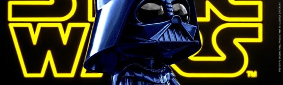 HOT TOYS – Darth Vader (Metallic Blue) Cosbaby