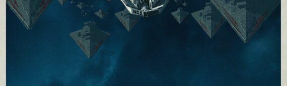 Star Wars The Rise of Skywalker – Une affiche exclusive pour les cinémas Dolby