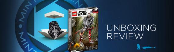 [Mintinbox opens the Box] LEGO Star Wars 75254 AT-ST Raider