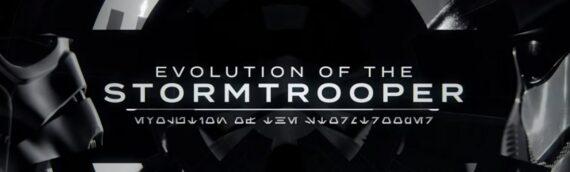 Une vidéo promotionnelle retraçant l'évolution du Stormtrooper
