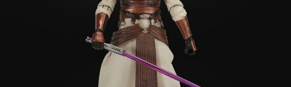 """HASBRO dévoile """"Jedi Revan"""" & """"Heavy Battle Droids"""" The Black Series"""