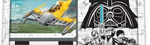 Lego – Blocs notes pour le 20ème anniversaire