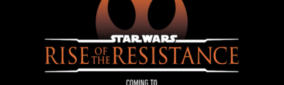 Rise of the Resistance : Spot publicitaire de l'attraction