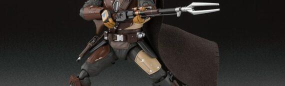 Tamashii Nations : La figurine du Mandalorian disponible pour 2020