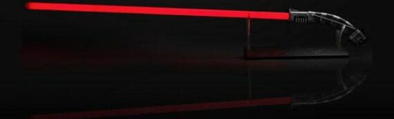 Hasbro/The Black Series : Le sabre d'Asajj Ventress