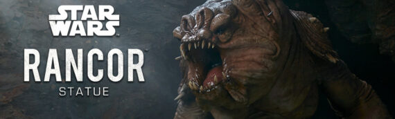 Sideshow Collectibles – RANCOR Statue