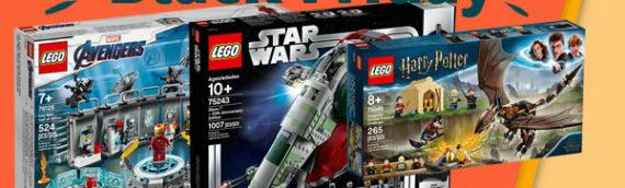 BLACK FRIDAY : -40% sur les LEGO chez AMAZON