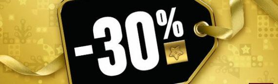 LEGO : -30% sur le LEGO Store pour le Black Friday