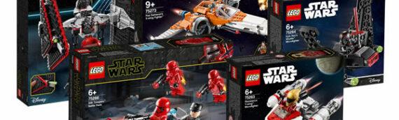 LEGO – Les sets 2020 de The Rise of Skywalker