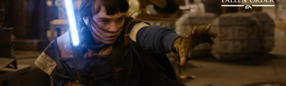 Star Wars Jedi Fallen Order s'offre un trailer de lancement