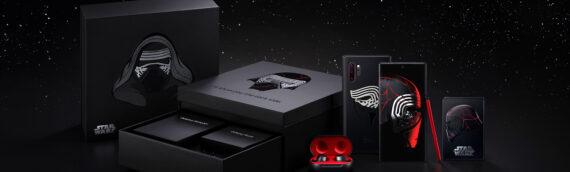 Samsung Galaxy Note10+ : Edition Spéciale Star Wars