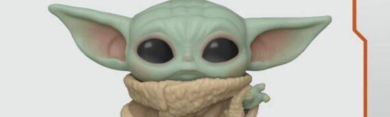 FUNKO POP – Baby Yoda débarque enfin !!!
