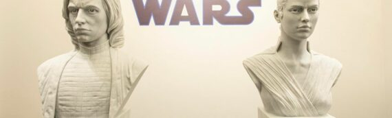 Star Wars Heroes – Une exposition à Rome