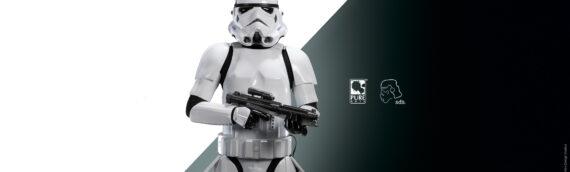 PURE ARTS – Une première statue de Stormtrooper