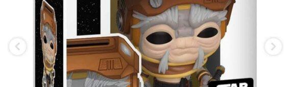 Funko POP – BABU FRIK débarque en exclu dans une Smugler Bounty Box