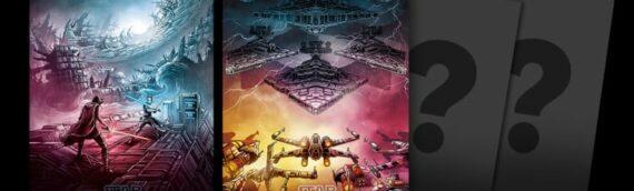 The Rise of Skywalker – Deuxième affiche IMAX de Dan Mumford