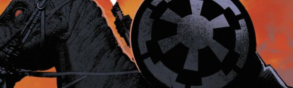 PANINI COMICS – Couverture du Star Wars #01