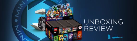 [Mintinbox opens the Box] Les Mini-Figurines LEGO 71026 DC Comics Collectible Minifigures