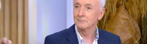 Interview : L'émission C à vous diffusée sur France 5 a reçu Anthony Daniels