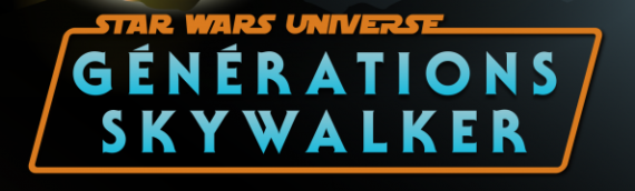 Bibliothèque MK2/Star Wars Universe : Générations Skywalker