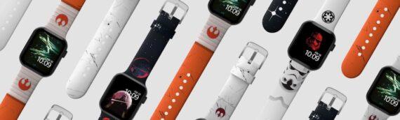 Moby Fox : Des bracelets et cadrans pour les Apple Watch