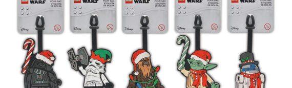LEGO : Set d'étiquettes pour Bagage spécial Noël