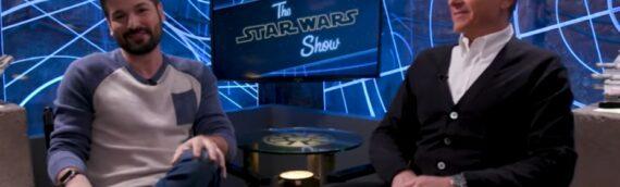 The Star Wars Show – Interview de Bob Iger