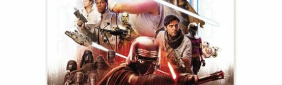TOPPS : Une nouvelle collection de cartes Rise Of Skywalker à partir du 20 Décembre